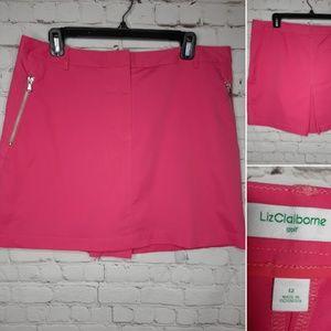 Liz Claiborne golf skort size 12